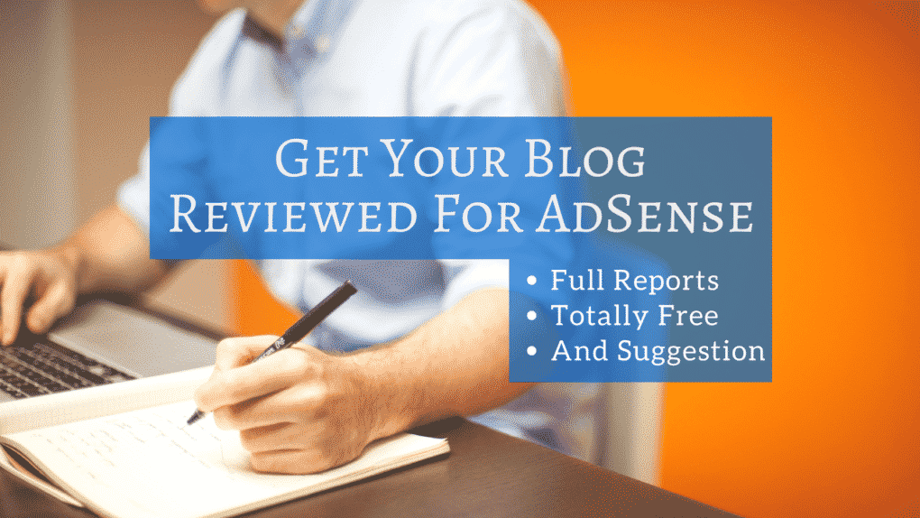 get your blog reviewed